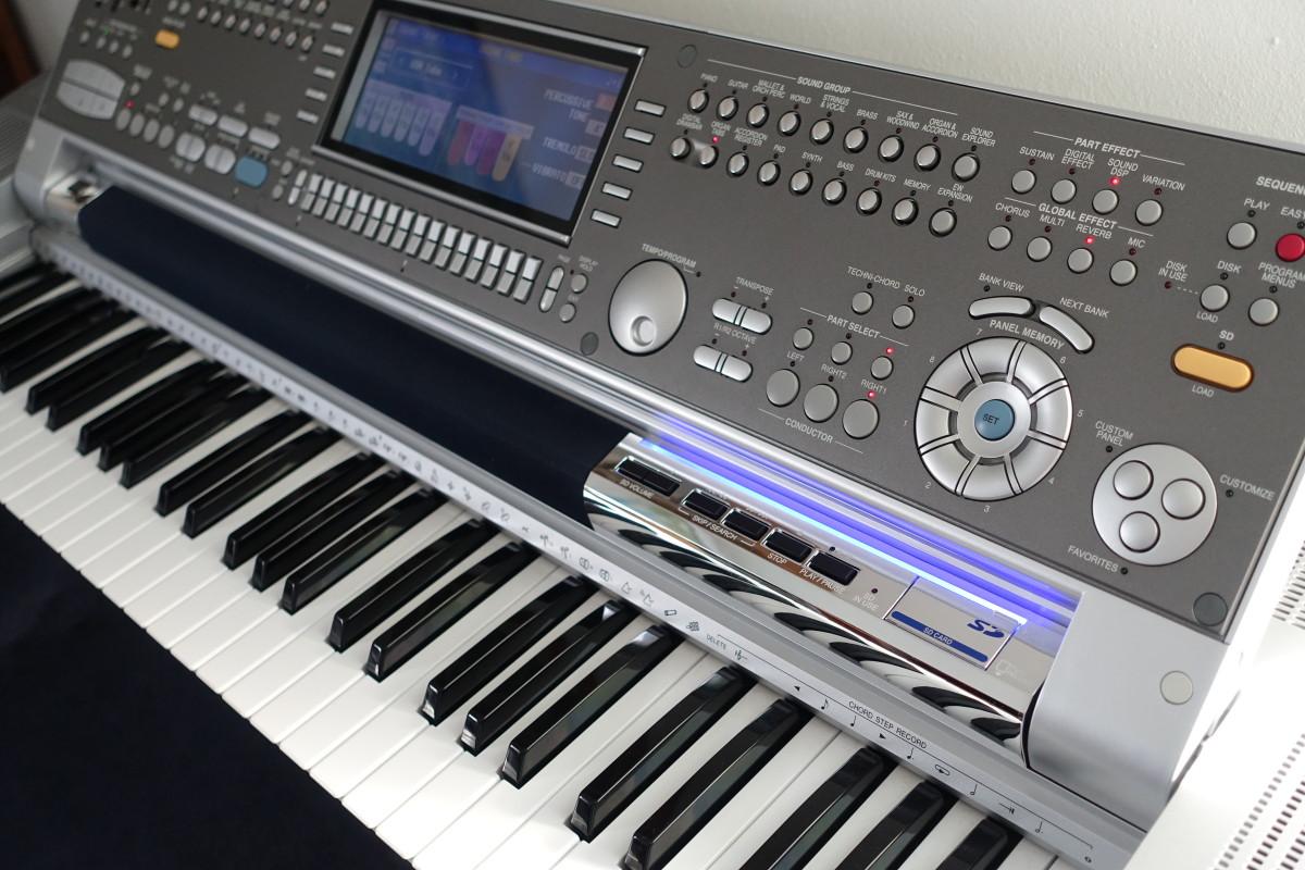 Technics sx-KN7000
