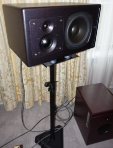 PSI Audio A23-M mit Subwoofer