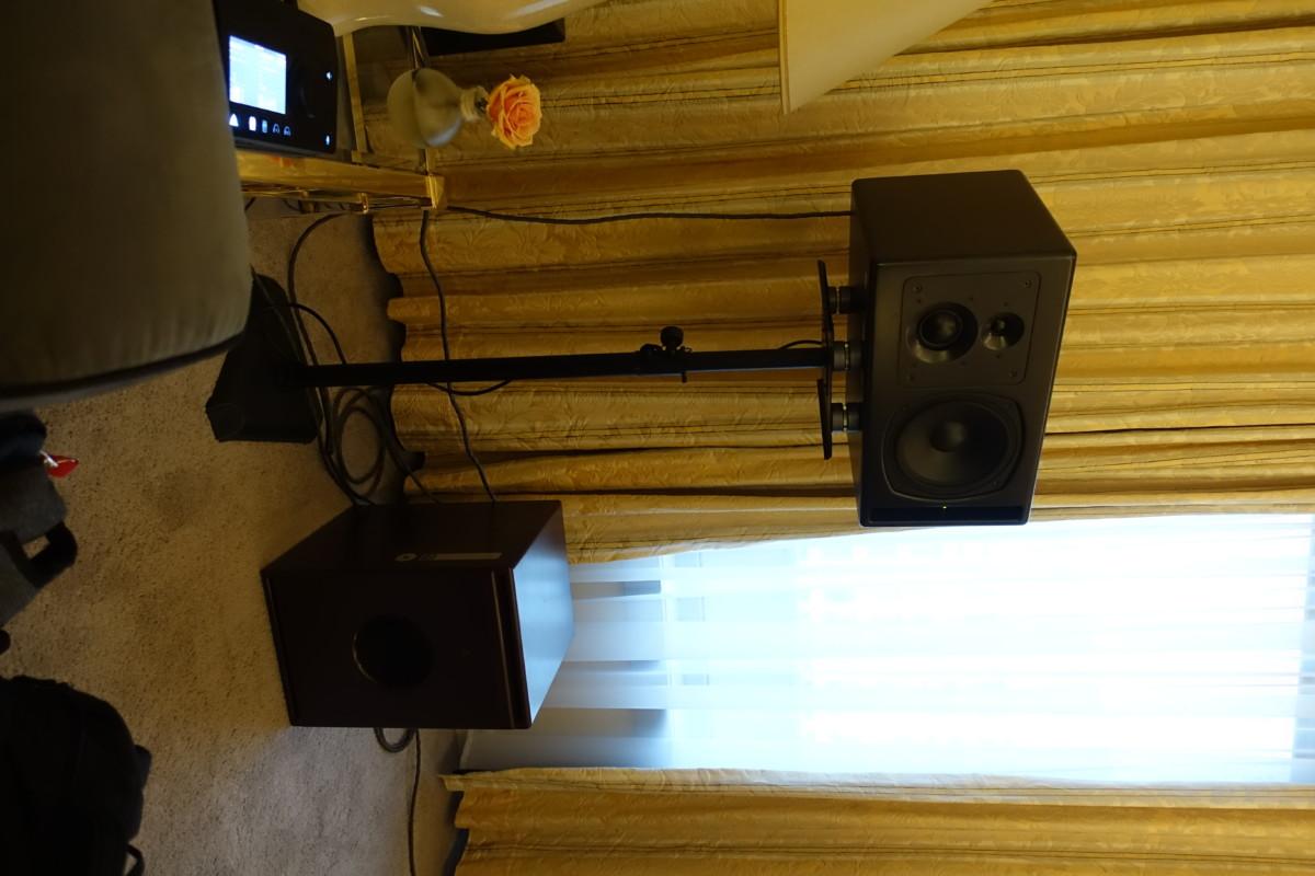 PSI Audio Hörraum
