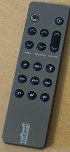 Nubert NuPro Remote