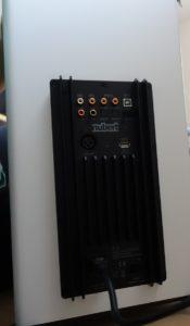 Nubert NuPro X-8000 Rückseite