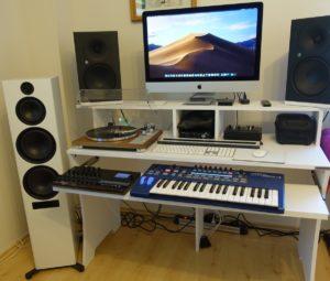 Nubert NuPro X-8000 im Studio