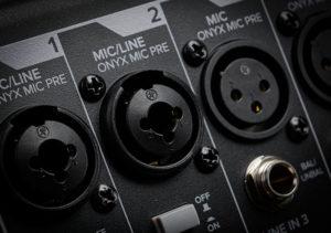 Mackie ProFXv3 ONYX-Vorverstärker