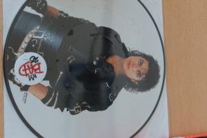 Michael Jackson als Vinyl und CD