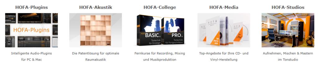 HOFA-Angebot