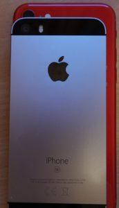 iPhone SE Größenvergleich