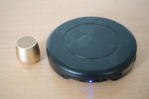 Auvisio CD-Player mit Bluetooth