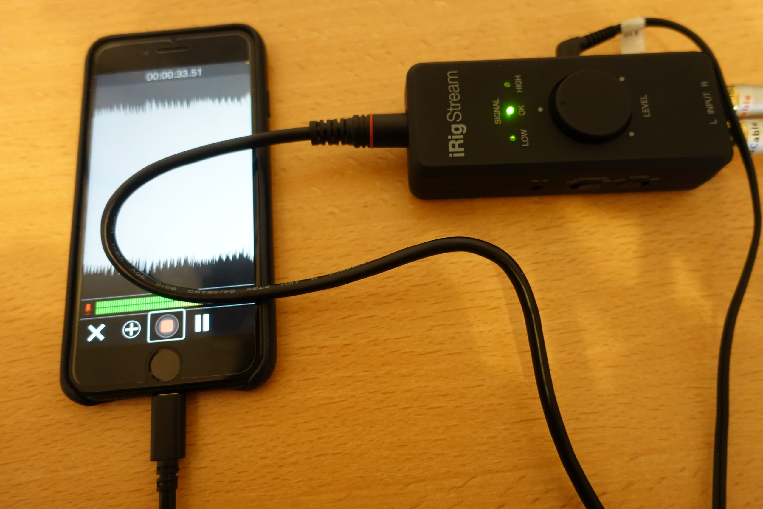 IK Multimedia iRig Stream