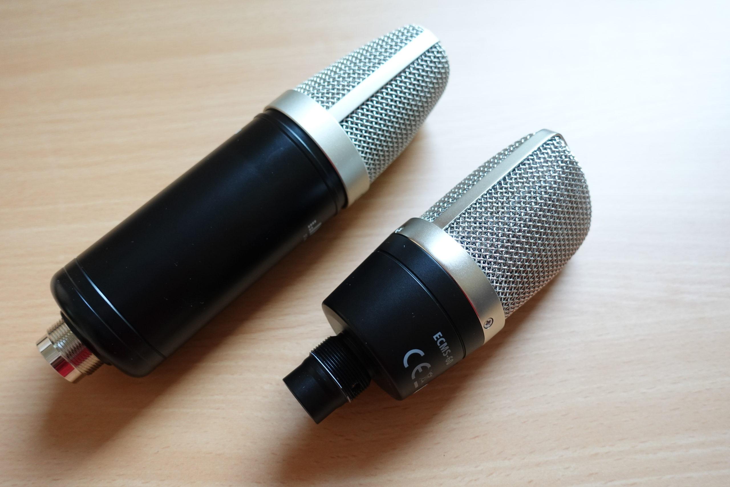 IMG Stageline ECMS-50USB und ECMS-60