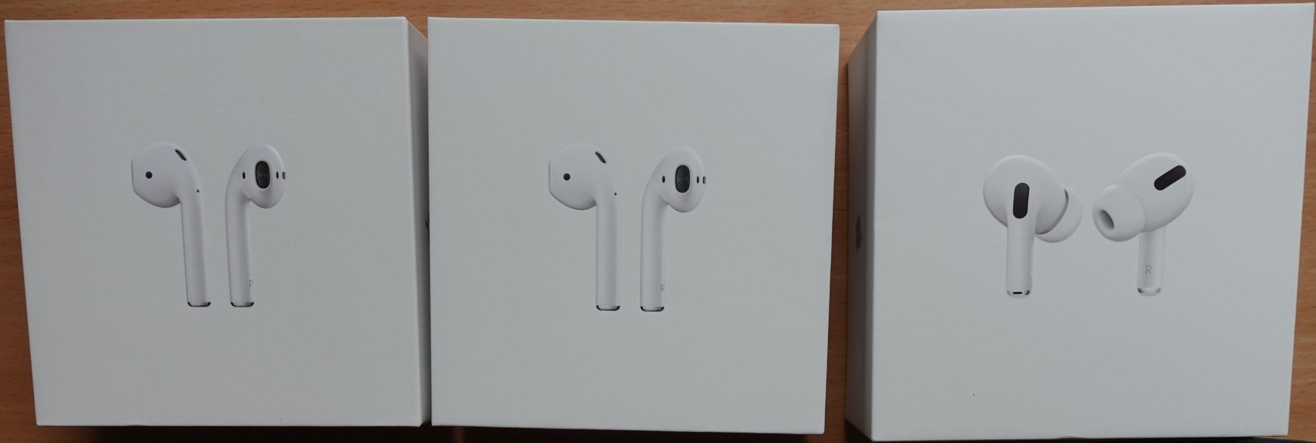 Apple AirPods Aufmacher