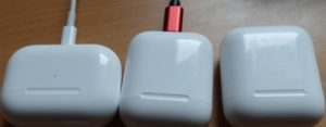 Apple AirPods Ladecases