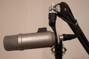 RODE Broadcaster an PSA1