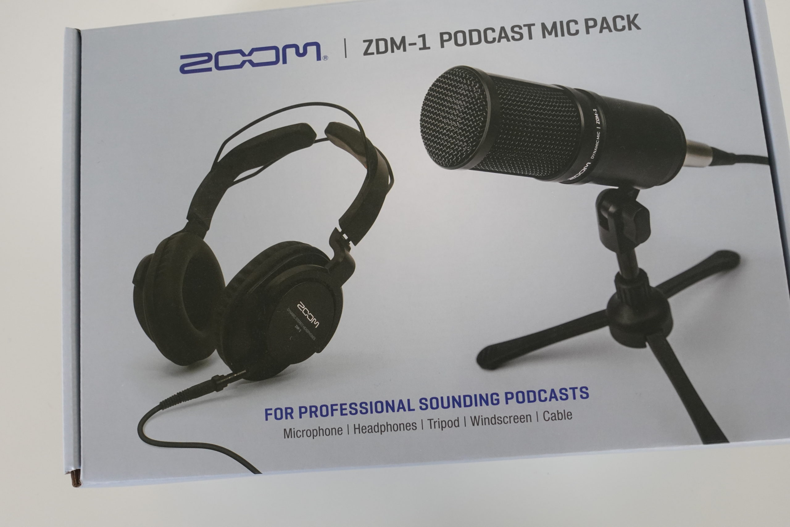 Zoom ZDM-1 Aufmacher