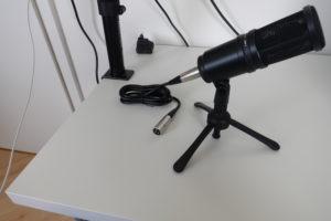 Zoom ZDM-1 ohne Windschutz
