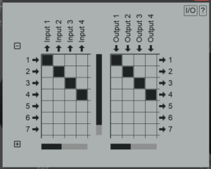 Screenshot Spatial Mic Switches