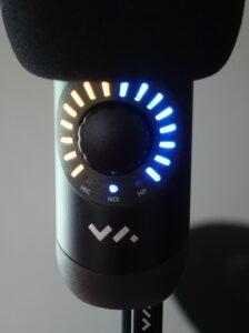 Voyage Audio Spatial Mic im Betrieb